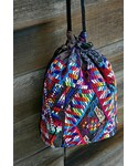 Urban Outfitters「Unique Batik Chichi Bucket Bag(Shoulderbag)」