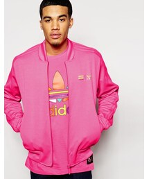 adidas「adidas Originals X Pharrell Williams Track Jacket Co-ord(Outerwear)」