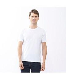 ユニクロ(ユニクロ)の「MEN ドライカラークルーネックT(半袖)(Tシャツ・カットソー)」