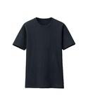 ユニクロ | MEN ドライカラークルーネックT(半袖)(Tシャツ・カットソー)
