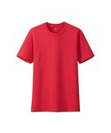 ユニクロ(ユニクロ)の「MEN スーピマコットンクルーネックT(半袖)A(Tシャツ・カットソー)」