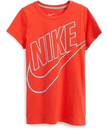 Nike「Nike 'Cat HBR Read' Graphic Tee (Big Girls)(T Shirts)」