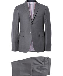 Thom Browne「Thom Browne Grey Wool Suit(Tailored jacket)」