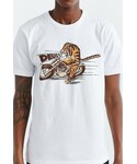 "Urban Outfitters T Shirts ""Deus Ex Machina Racing Tiger Tee"""