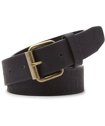 Forever 21「FOREVER 21+ Burnished-Buckle Faux Leather Belt(Belt)」