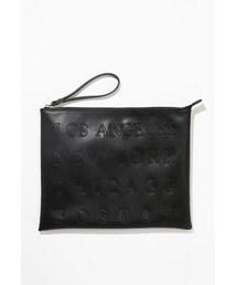 Forever 21「FOREVER 21 Embossed Convertible Crossbody Bag(Handbag)」