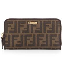 Fendi「Fendi Zucca Continental Zip Wallet, Brown Multi(Wallet)」