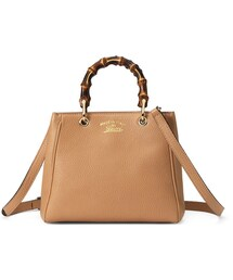 Gucci「Gucci Bamboo Shopper Mini Bag, Beige(Tote)」