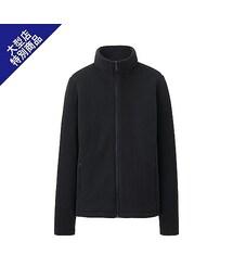 ユニクロ(ユニクロ)の「WOMEN フリースフルジップジャケット(長袖)+(ジャケット/アウター)」