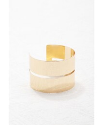 Forever 21「FOREVER 21 Linear Cutout Wrist Cuff(Bracelet)」