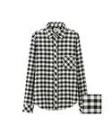 ユニクロ | WOMEN ライトフランネルチェックシャツ(長袖)B(シャツ・ブラウス)