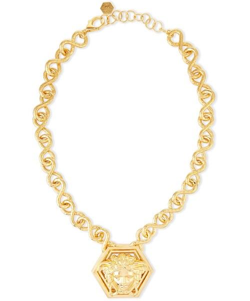 Versaceversace ladies medusa pendant necklace versace ladies medusa pendant necklace mozeypictures Gallery
