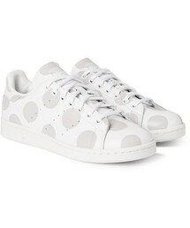 adidas「adidas Originals Stan Smith Polka-Dot Leather Sneakers(Sneakers)」
