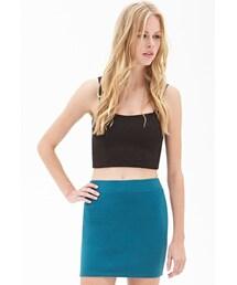 Forever 21「FOREVER 21 Favorite Mini Skirt(Skirt)」