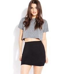 Forever 21「FOREVER 21 Favorite Mini Skirt(Skirt)」