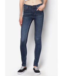 Cheap Monday(チープマンデー)の「Second Skin Credit Dark Blue Jeans(パンツ)」