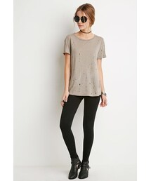 Forever 21「FOREVER 21 Mineral Wash Leggings(Leggings)」