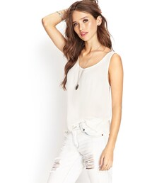 Forever 21「FOREVER 21 Beach Breeze Tank(Tank tops)」