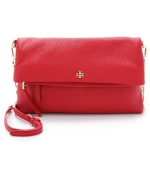 Tory Burch「Tory Burch Fold Over Cross Body Bag(Clutch)」