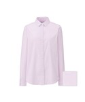 ユニクロ | WOMEN スーピマコットンストレッチシャツ(長袖)(シャツ・ブラウス)