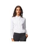 ユニクロ | WOMEN スーピマコットンストレッチシャツ(長袖)(Shirts )
