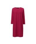 ユニクロ「WOMEN リップルワンピース(7分袖)(One piece dress)」