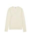 ユニクロ | WOMEN エクストラファインメリノVネックセーター(長袖)(ニット・セーター)