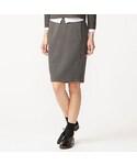 ユニクロ「WOMEN ペンシルスカート(ストライプ)(Skirt)」