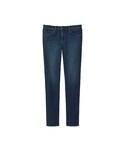 ユニクロ | MEN ストレッチスキニーフィットテーパードジーンズ(Denim pants)