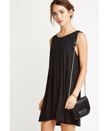 Forever 21「FOREVER 21 Trapeze Tank Dress(One piece dress)」