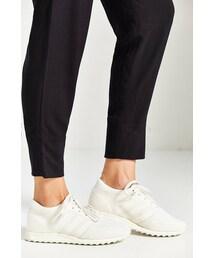 adidas「Adidas Originals Los Angeles White Running Sneaker(Sneakers)」