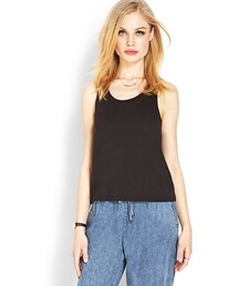 Forever 21「FOREVER 21 Classic Slouchy Knit Tank(Tank tops)」