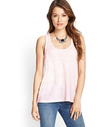 Forever 21「FOREVER 21 Classic Slub Jersey Tank(Tank tops)」
