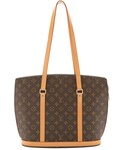 Louis Vuitton「What Goes Around Comes Around Heritage Louis Vuitton Monogram Babylone Bag(Tote)」