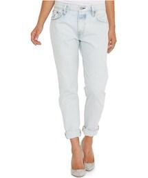 Levi's「Levi's® 501 CT Customized and Tapered Boyfriend Jean, Light Wash(Denim pants)」
