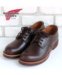 """RED WING SHOES Boots """"RED WING【レッド ウィング】FOREMAN Service Shoe /Work Oxford 【8050】"""""""