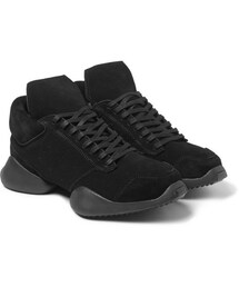 Rick Owens(リックオウエンス)の「+ adidas Suede Sneakers(シューズ)」
