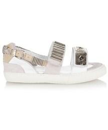 Toga「Toga Embellished leather sandals(Other Shoes)」
