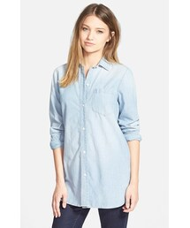 Madewell「Madewell 'Perfect' Chambray Shirt(Shirts)」
