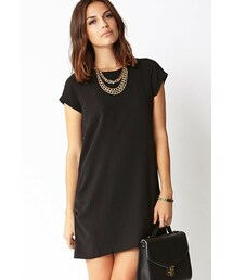Forever 21「FOREVER 21 Classic Shift Dress(One piece dress)」