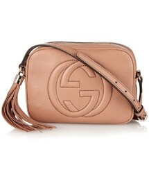 Gucci「Gucci Soho leather cross-body bag(Shoulderbag)」