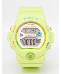 Baby-G「Casio Baby G Bright Green Digital Watch(Watch)」