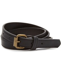 Forever 21「FOREVER 21+ Faux Leather Skinny Belt(Belt)」