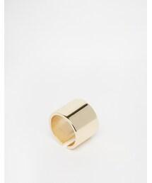 Asos「ASOS COLLECTION ASOS Flat Open Bar Ring(Ring)」