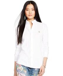 Polo Ralph Lauren「Polo Ralph Lauren Long-Sleeve Button-Front Shirt(Shirts)」