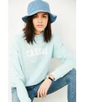 Urban Outfitters「Life Casual Mock-Neck Sweatshirt(Knitwear)」