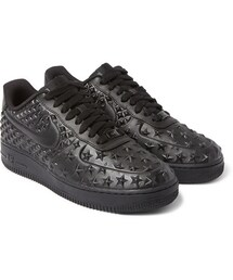Nike(ナイキ)の「Air Force 1 LV8 Embossed Leather Sneakers(シューズ)」