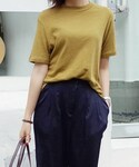 DHOLIC | 4colorsルーズフィットTシャツ(Tシャツ・カットソー)