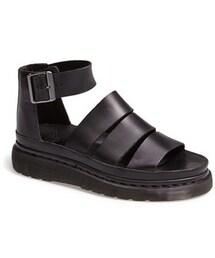 Dr. Martens「Dr. Martens 'Clarissa' Leather Sandal(Other Shoes)」
