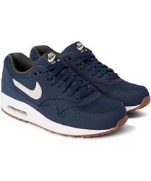 Nike「Nike Air Max 1 Essential Nubuck and Mesh Sneakers(Sneakers)」